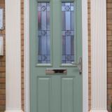 Door-Stop in Chartwell green