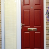 Edwardian composite door