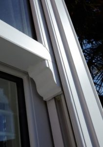 Spectus sliding sash window